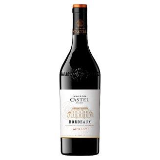 Maison Castel Bordeaux Merlot červené suché víno 750 ml