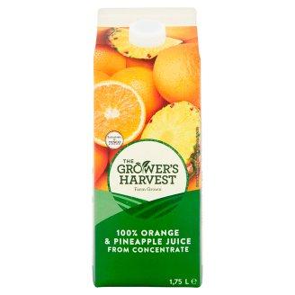 Sun Grown Pomarančová a ananásová šťava z koncentrátu 2 l