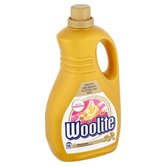 Woolite Pro-Care Liquid Laundry Detergent 50 Washes 3 L