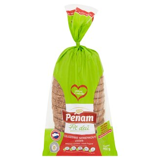 Penam Fit deň Celozrnný semienkový chlieb 400 g