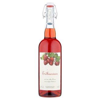 Hauser Strawberry Wine 0.75 L