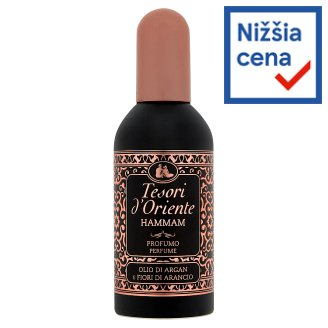 Tesori d'Oriente Hammam Perfumed Water 100 ml