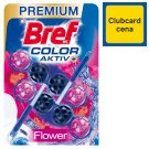 Bref Blue Aktiv Fresh Flowers tuhý WC blok 2 x 50 g