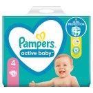Pampers Active Baby Veľ. 4, 76 Plienok, 9-14 kg