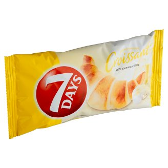7 Days Croissant with Spumante Flavour Filling 60 g