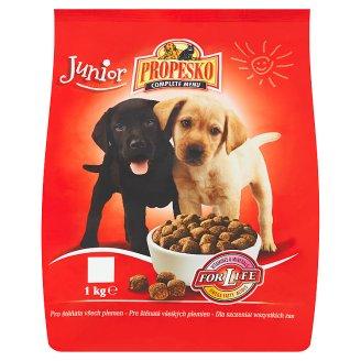 Propesko Kompletné krmivo pre šteňatá všetkých plemien 1 kg