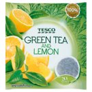 Tesco Green Tea and Lemon 20 x 2 g