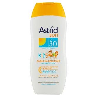 Astrid Sun Detské mlieko na opaľovanie OF 30 200 ml