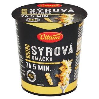 Vitana Bistro Pasta with Cheese Sauce 72 g