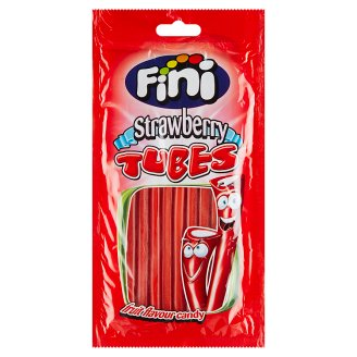 Fini Strawberry Tubes 90 g