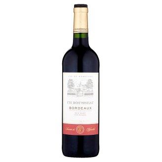 CH Rousseau Bordeaux Dry Red Wine 750 ml