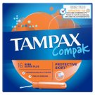 Tampax Compak Super Plus Tampons Applicator 16X