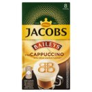 Jacobs Cappuccino Baileys Flavoured Instant Coffee Blend 8 x 13.5 g