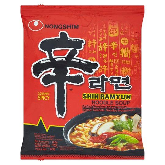 Nong Shim Shin ramyun instantná rezancová polievka 120 g
