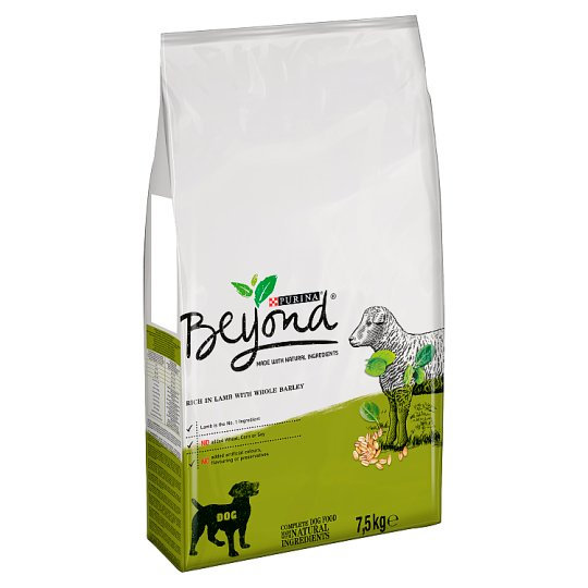 BEYOND SIMPLY 9 with Lamb 7.5 kg
