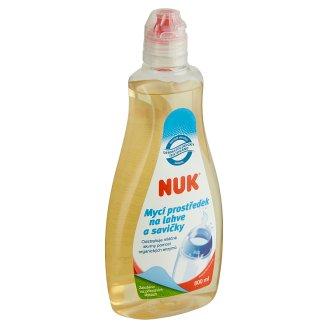 NUK Umývací prostriedok na detské fľaše a cumlíky 500 ml