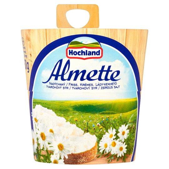 Hochland Almette Nadýchaný tvarohový syr 150 g