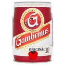Gambrinus Original 10 Light Beer Tap 5 L