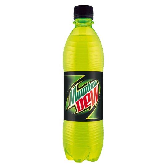 Mountain Dew Limonáda s citrusovou príchuťou 0,5 l