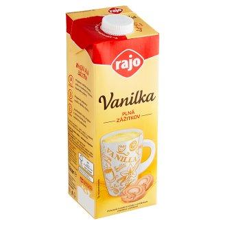 Rajo Vanilla Flavoured Milk and Vanilla 1 L