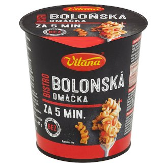 Vitana Bistro Bolognese Sauce with Pasta 63 g