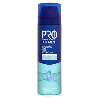 Tesco Pro Formula For men hydrating gél na holenie 200 ml