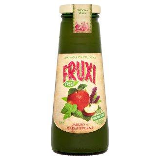 Fruxi Fresh Jablko a mäta pieporná 250 ml