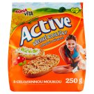 Bona Vita Active Crispy Bread Rolls with Wholemeal Flour 250 g