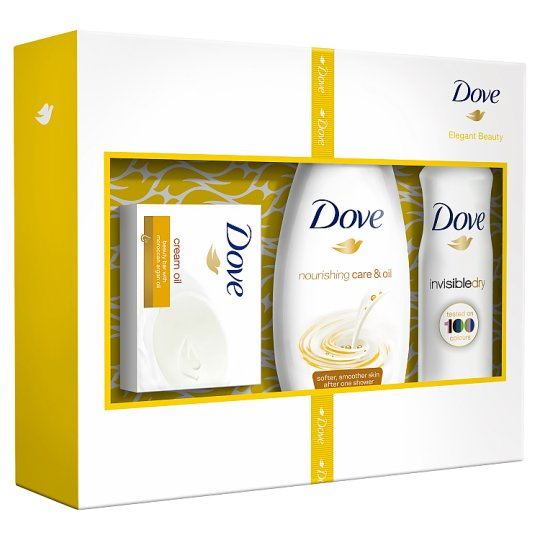 Dove Elegant Beauty Christmas Gift Set for Women