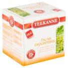 TEEKANNE Cholesterol Tea, Blend of Green Tea and Herbs, 10 Tea Bags, 20 g