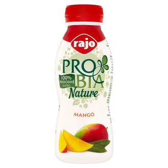 Rajo Probia Nature Mango Yoghurt Drink 330 g