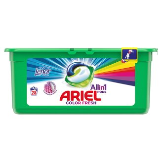 Ariel 3in1 Pods Touch Of Lenor Fresh Washing Capsules 28 Washes
