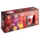 TEEKANNE Love, Passion, Desire + Mug, 3 x 20 Tea Bags, 140 g