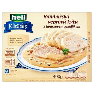 Heli Klasické Pork Fillet with Bread Dumplings 400 g