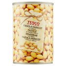 Tesco Haricot Bean in Brine 400 g