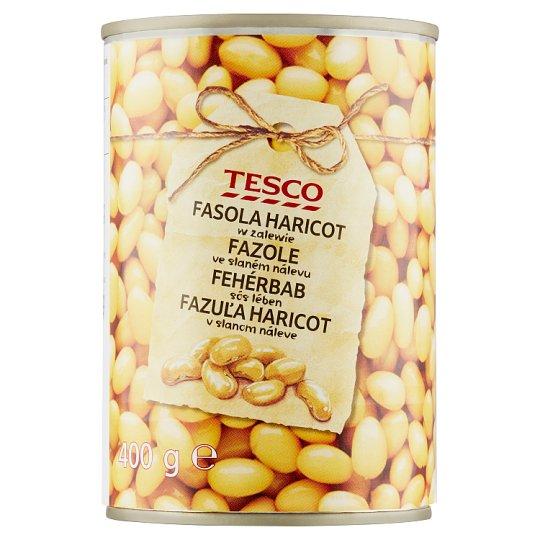 Tesco Haricot Bean in Brine 400 g