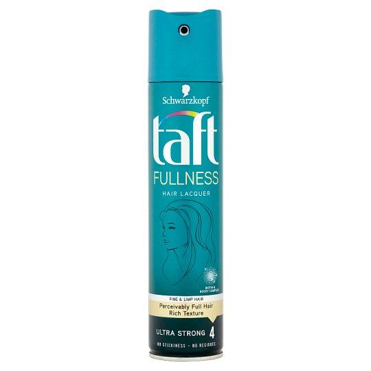 Taft Fullness Hair Spray Ultra Strong 4 250 ml