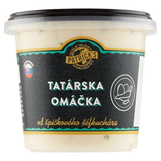 Patrick's Tatárska omáčka 200 ml