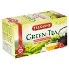 TEEKANNE Green Tea Cranberry-Raspberry, zelený čaj, 20 vrecúšok, 35 g