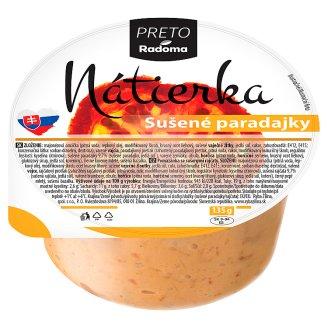 Ryba Žilina Preto Nátierka sušené paradajky 135 g