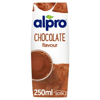 Alpro Soya Drink with Chocolate Flavour 250 ml