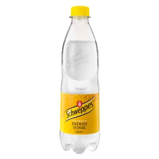 Schweppes Indian Tonic 0.5 L