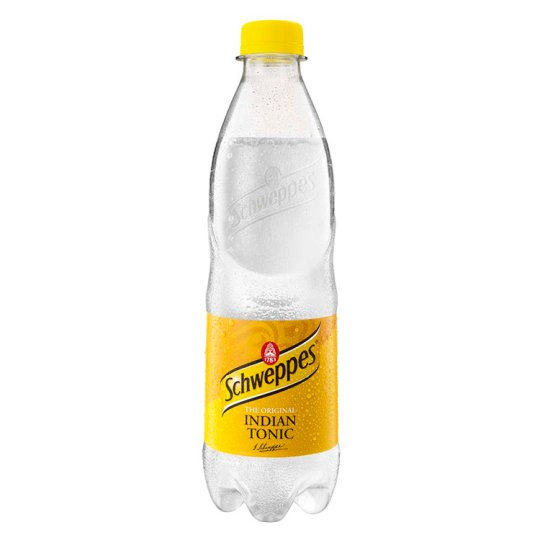 Schweppes Indian Tonic 0,5 l
