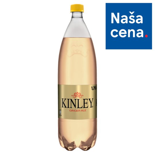 Kinley, Ginger Ale, 1.75 L