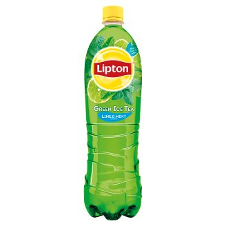 Lipton Green Ice Tea with Lime and Mint Flavour 1.5 L