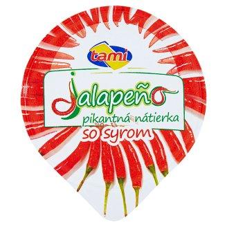 Tami Jalapeño pikantná nátierka so syrom 150 g