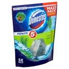 Domestos Power 5 Pine Solid Toilet Block 5 x 55 g