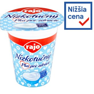 Rajo Low-Fat Yogurt Cream White 145 g