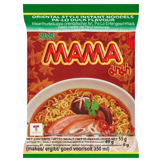 MAMA Instantná polievka kačacia 55 g