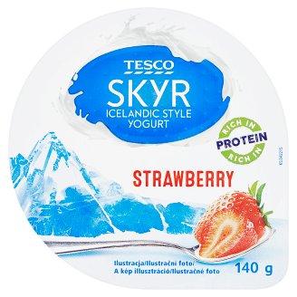Tesco Skyr kyslomliečny výrobok jahodový 140 g